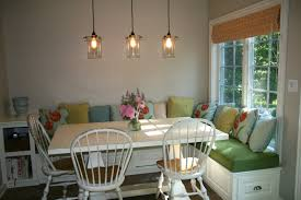 kitchen table with booth seating the best shaped kitchen booth seating u randy gregory design useful