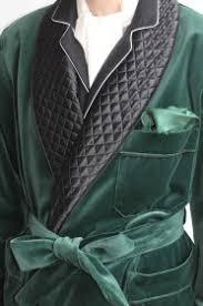 robe de chambre homme en soie robe de chambre classique pour homme en velours 100 coton