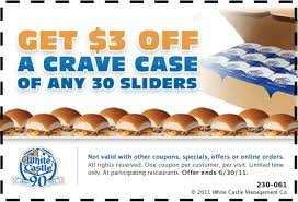 Old Country Buffet Printable Coupons by White Castle Coupons Expiring In October 2015 Printable Coupons