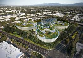 apple to lease a second spaceship like campus in sunnyvale curbed sf