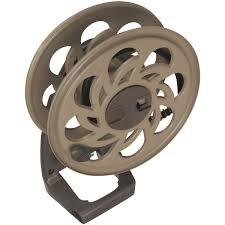 best wall mounted hose reel suncast sidetracker hose reel sta125b do it best