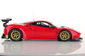 ferrari coupe models ferrari 488 gt3 by looksmart models 1 18 scale choice gear