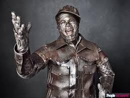 Tin Man Costume See Ne Yo U0027s Incredible Tin Man Costume In This Sneak Peek At Nbc U0027s