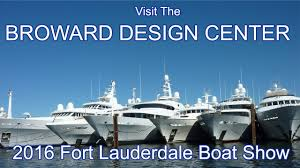 fort lauderdale 2016 boat show dates youtube