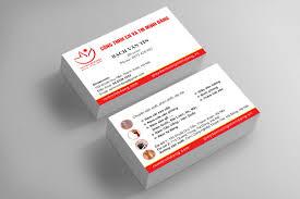 thiết kế card visit chất liệu in giá rẻ
