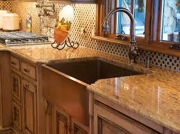 sink u0026 faucet beautiful copper farmhouse sink with granite