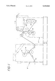 patent us5169826 cf ink and tandem printing process google patents