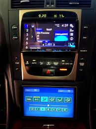 lexus ct200h aftermarket navigation 2006 gs300 pioneer avic8000nex clublexus lexus forum discussion