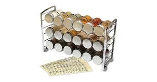 Kamenstein 16 Jar Revolving Spice Rack The Best Spice Rack Top 4 Reviewed The Smart Consumer