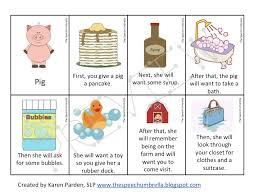 the speech umbrella pigs and pancakes