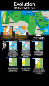 Israel Map 1948 Israel Palestine When The Map Lies