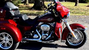 for sale 2010 harley davidson flhtcutg ultra classic tri glide at