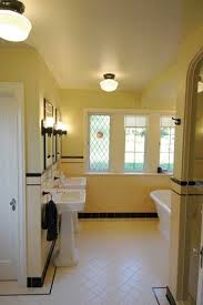 vintage bathroom tile ideas vintage bathroom with artistic floor tiles and vintage bathtub