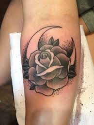 365 best black u0026 grey tattoos images on pinterest black flower