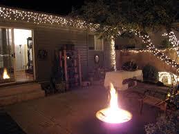 Christmas Patio Lights by Christmas Lights Patio Amazon Com Solar Led String Lights Outdoor
