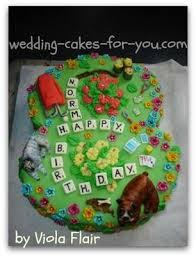 norma u0027s fantastic 80th birthday cake