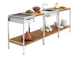 meuble cuisine exterieur inox cuisine inox exterieur outil intéressant votre maison