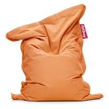 orange bean bag chair instachair us