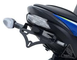 gsx s1000 tail light r g tail tidy rear fender eliminator for suzuki gsx s1000 15 18