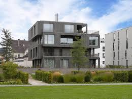 Mehrfamilienhaus Bonasera Architekten Mehrfamilienhaus In Holzbauweise