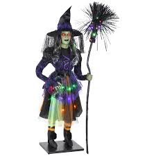 Lighted Halloween Costumes by Shop Gemmy 68 897 In Lighted Musical Animatronic Sarah The Sassy