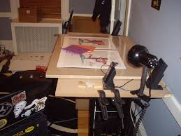 Build Drafting Table 50 Drafting Table 5 Steps With Pictures
