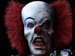 coloring pages of scary clowns 23 best scary images on pinterest evil clowns creepy clown and