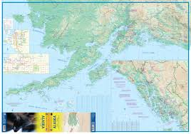 Maps Alaska by Maps For Travel City Maps Road Maps Guides Globes Topographic