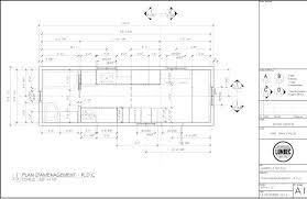 Plan De Loft Tiny House Lumbec Le Projet 2015