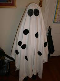 ghost costumes here u0027s a funny homemade charlie bro