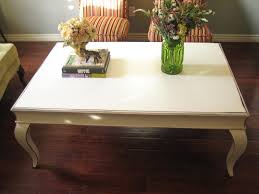 White Coffee Tables by Astounding Rectangle White Wood Table Wooden Top Table Ornate
