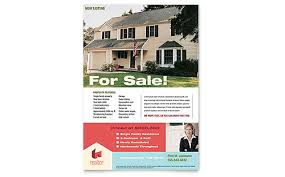 real estate flyers templates free advertisement brochure templates free i with free poster templates