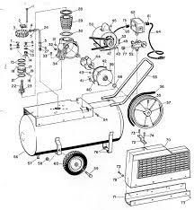 campbell hausfeld air compressor wiring diagram campbell