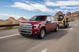 ford f150 ecoboost towing review 2017 ford f 150 3 5 ecoboost test gazing on into peak