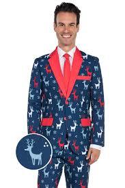 christmas suits the reindeer gains christmas blazer jacket w tie tipsy elves