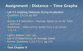 grade 10 science motion unit ppt download