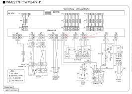 motor washing machine wiring diagram