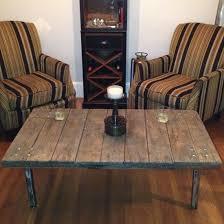 reclaimed wood coffee table u2013 wrench works custom