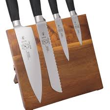 japanese kitchen knives set mercer culinary m21960ac genesis 5 piece acacia magnetic board and