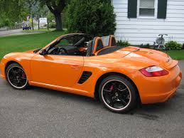 orange porsche convertible 2008 porsche boxster s related infomation specifications weili