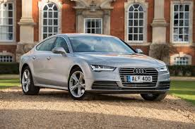 audi a7 vs a6 audi a7 review price specs and 0 60 evo