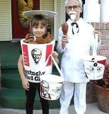 Halloween Costumes Kids Walmart Kfc Perfect Halloween Costume Funny Pictures Hilarious