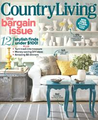 decorations country living magazine decor a california