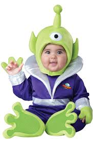 halloween costumes baby mini martian infant costume purecostumes com