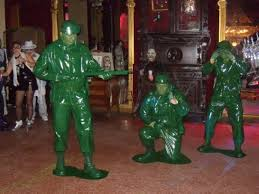 Green Army Man Halloween Costume Plastic Army Men Collegehumor