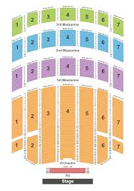 radio city new york tickets schedule seating charts
