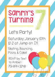 birthday invites template badbrya com