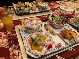 decoration du cuisine decor lovely decoration des salades et hors d oeuvre hd