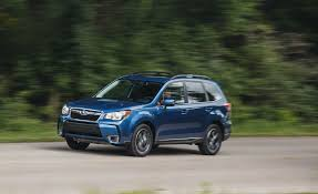 2016 subaru forester lifted 2016 subaru forester pictures photo gallery car and driver