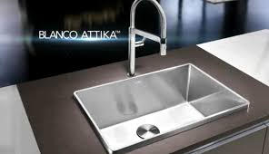 Blanco Kitchen Faucets Canada High Quality Handcrafted Stainless Steel Sink Blanco Attika